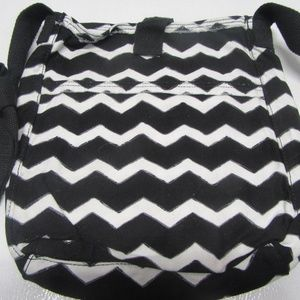 Thirty One Retro Metro Fold Over Bag & Wallet